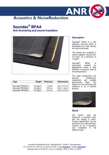 Soundac BPAA