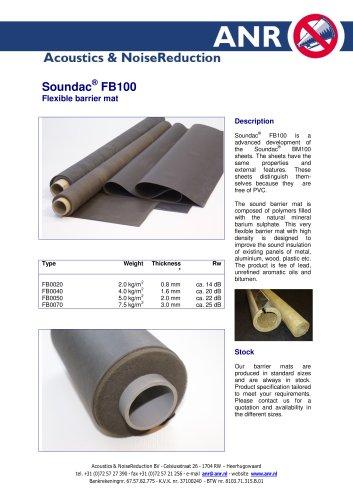 Soundac FB100
