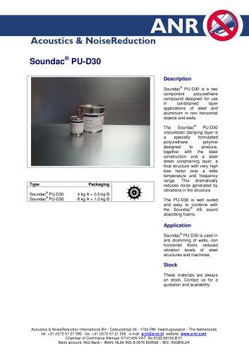 Soundac PU D30