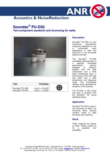 Soundac PU-D30