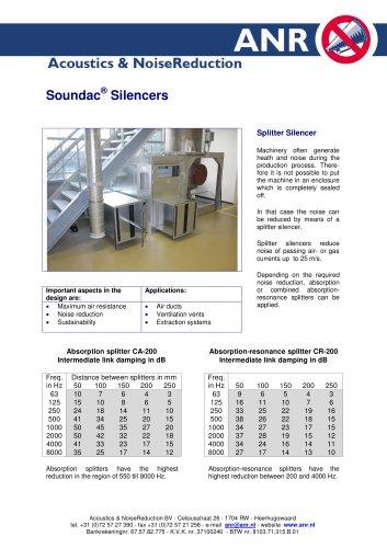 Soundac Silencers