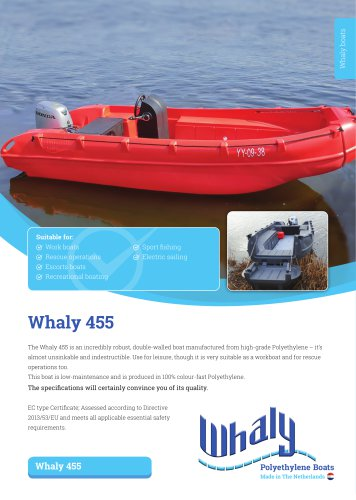 Whaly 455