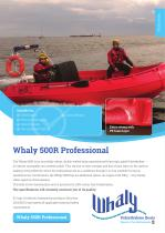 Whaly 500R Professional