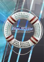 Catalogue Blue Marine