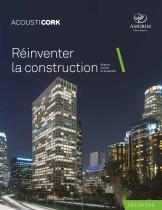 ACOUSTICORK Réinventer la construction