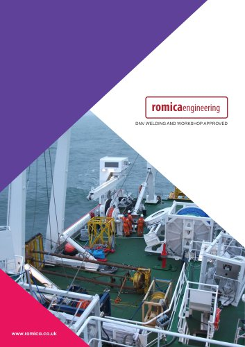 ROMICA Brochure