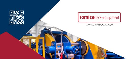 Romica Deck Equipment