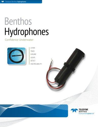Hydrophones Brochure