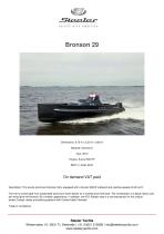 BRONSON 29 Pre-owned