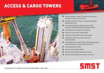 Access and Cargo Tower