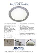 LED Light fittings brochure