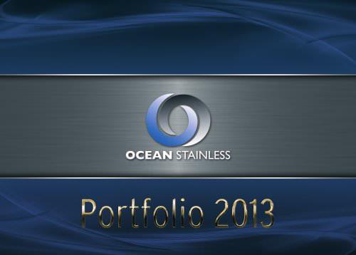 Ocean Stainless 2013 portfolio