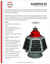 SolaNOVA-65 6NM Self-Contained Lantern