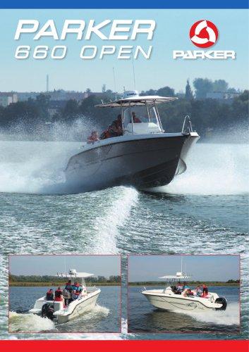 Parker 660 Open