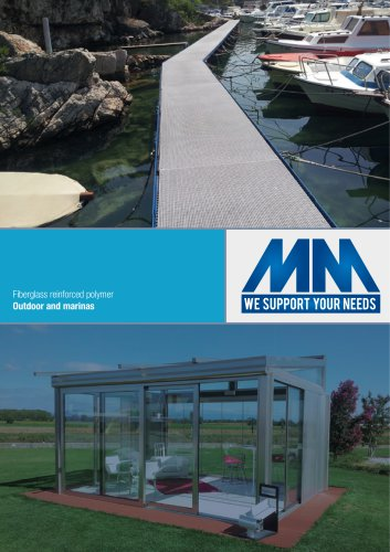 outdoor and marinas
