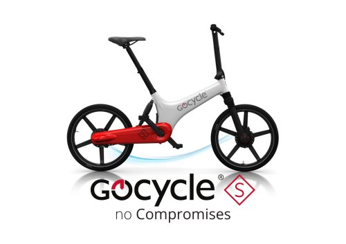 Gocycle GS Marine Brochure