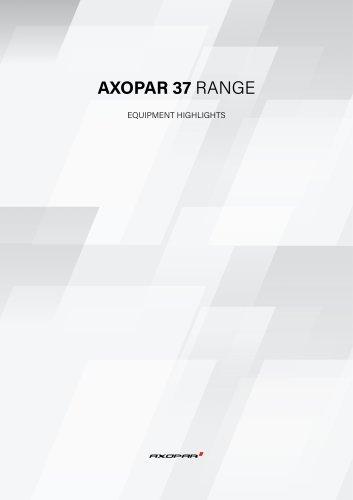 AXOPAR 37 RANGE