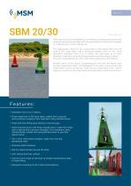 SBM 20/30 Steel Buoys