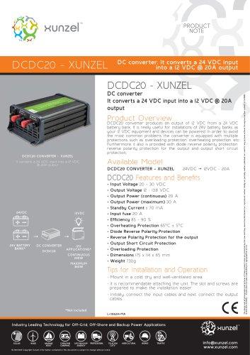 DCDC20™ Series