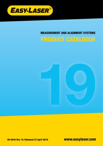 Product Catalogue rev. 19