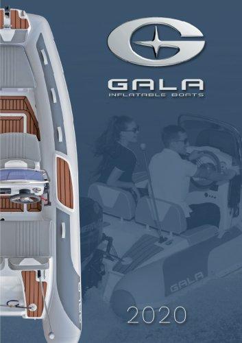 GALA-Catalogue-2020