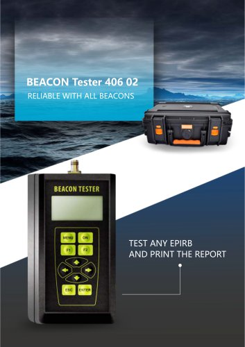 BEACON TESTER BROCHURE