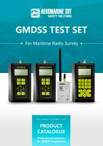 GMDSS TEST EQUIPMENT