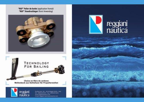 reggiani nautica FR DE flyer