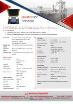ShuttlePilot Portable Datasheet