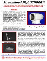 200W NightFINDER Xenon Searchlight